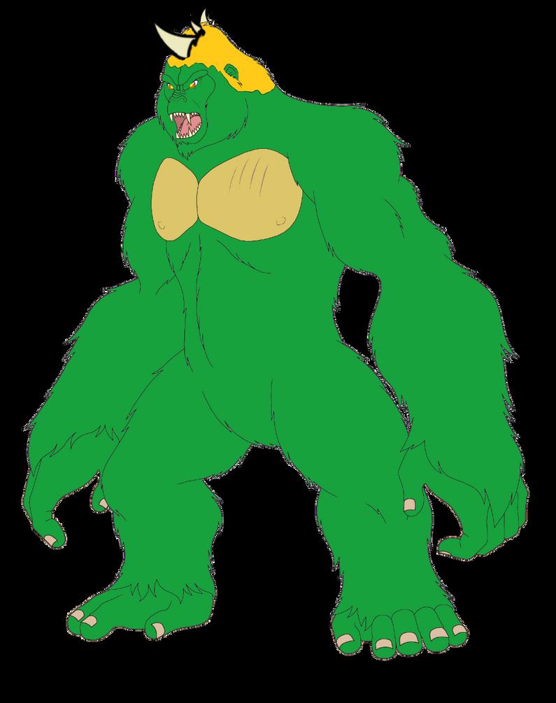 Godzilla Singular Point Gabara (custom)