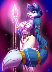 Goddess Krystal by DarkShadow7777
