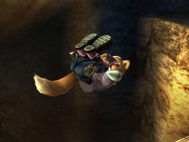 McCloud's butt 1 by Sakuma16