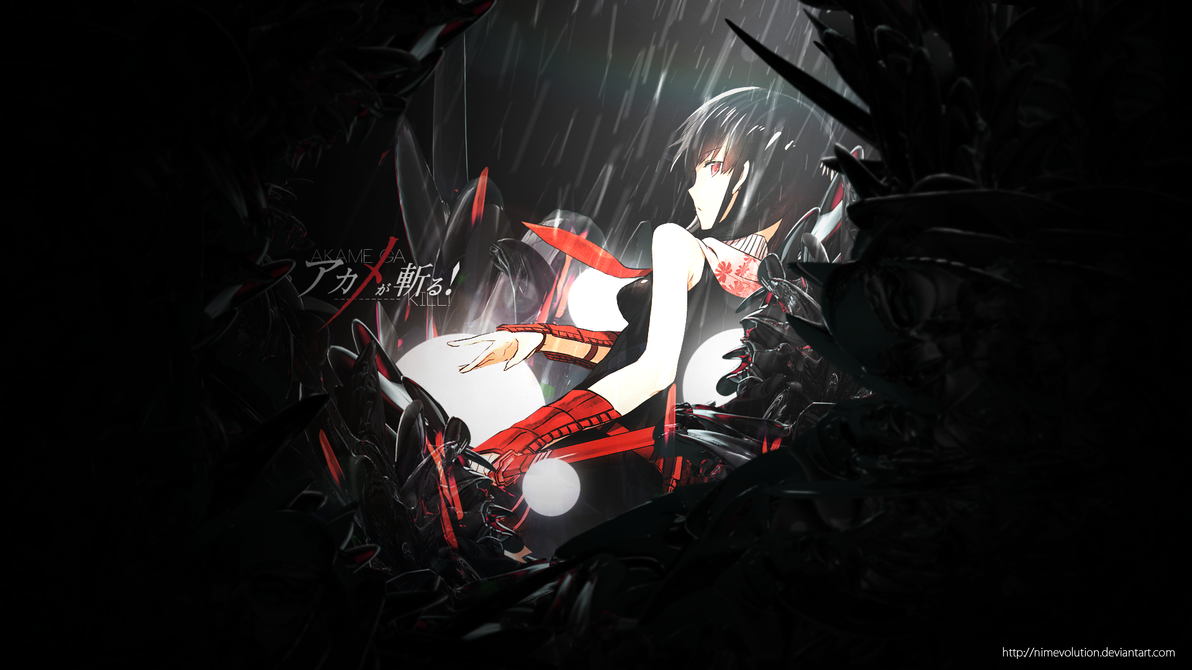 Akame Ga Kill Wallpaper: Akame Ga Kill! Wallpaper (HD) By Nimevolution On DeviantArt