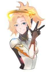 Mercy by Nayamiko-can