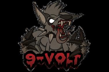 9 Volt badge