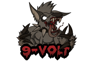 9 Volt badge