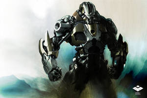 Armored Core by panic-control