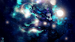 Ravenborn Leblanc ~ League of Legends - Wallpaper by Aynoe