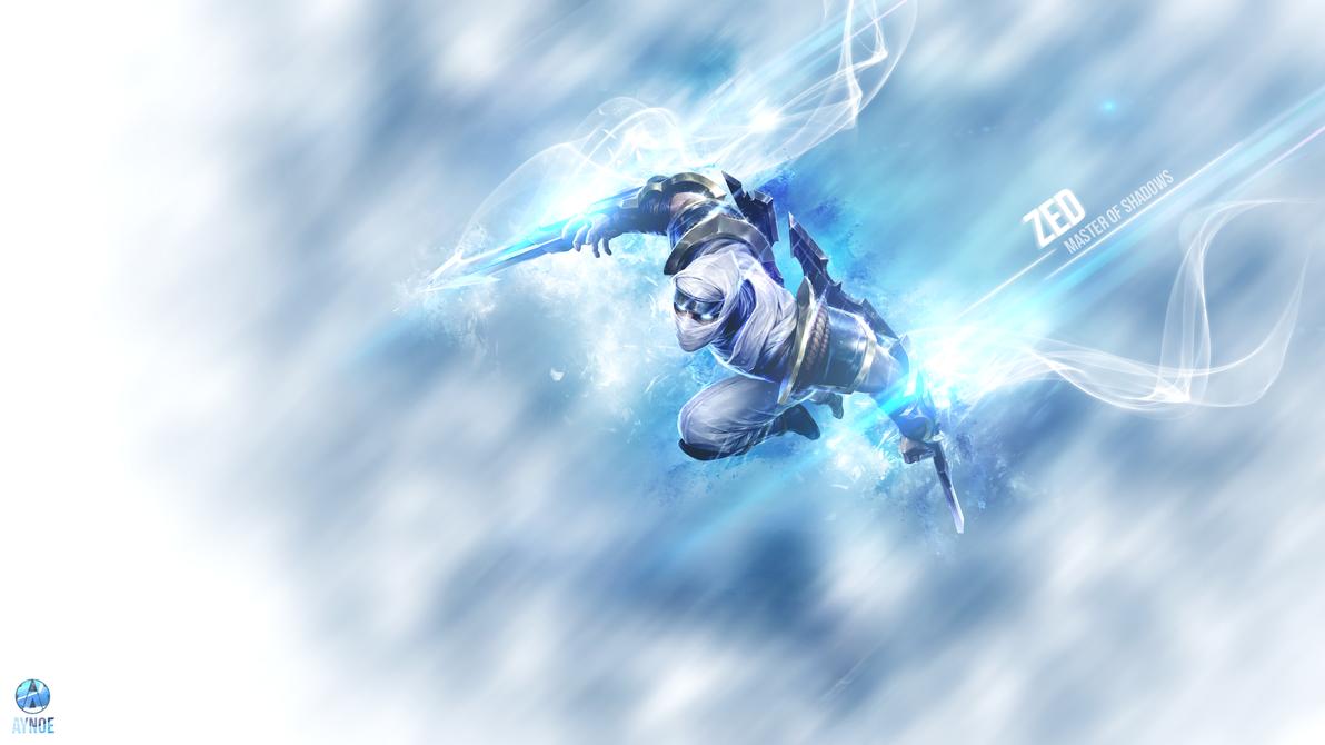 Wallpaper Hd Zed League Of Legends By Aynoe On Deviantart