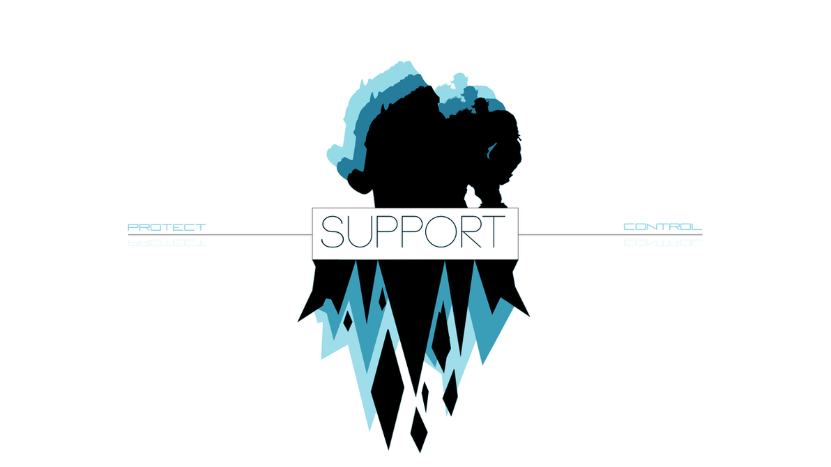 Wallpaper - Support Braum* - League of Legends by Aynoe on ...