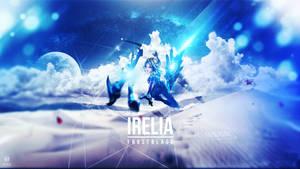 Irelia ~ League of legends - Wallpaper