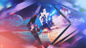 Irelia colorful ~ League of legends - Wallpaper