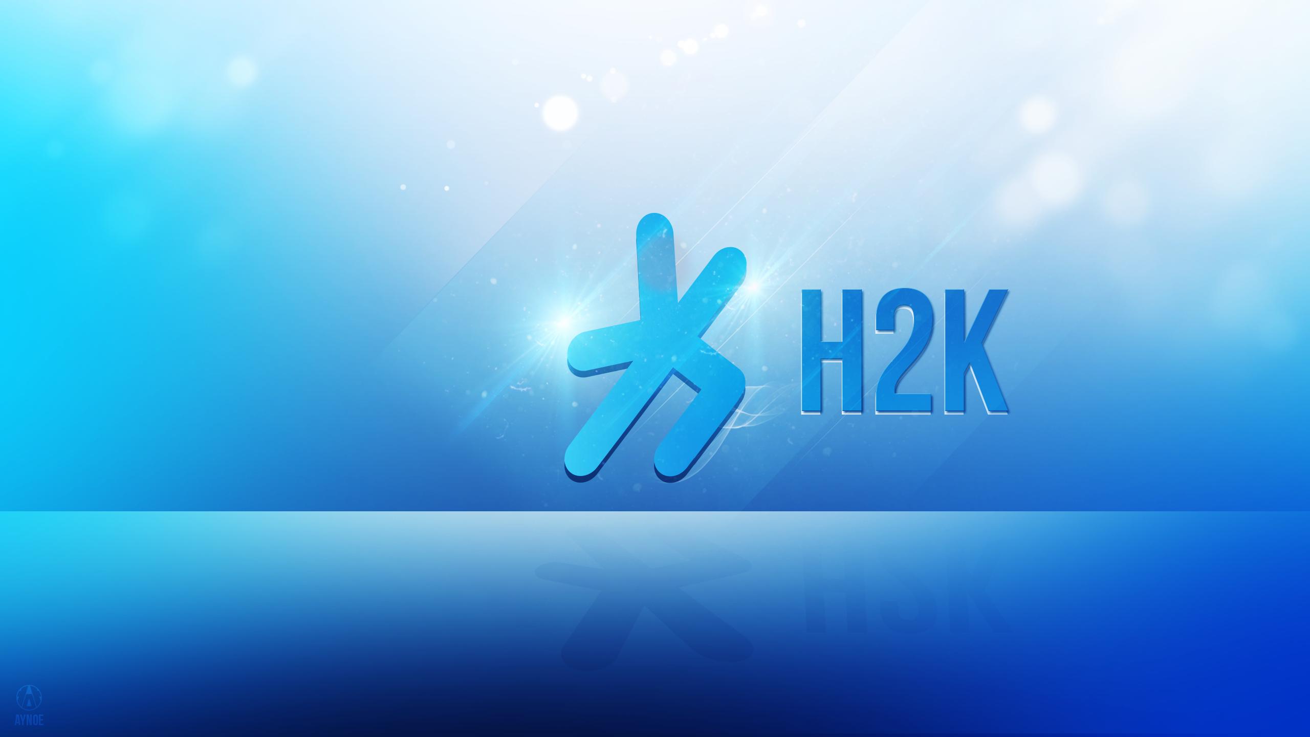 H2K Wallpaper Logo - League of Legends