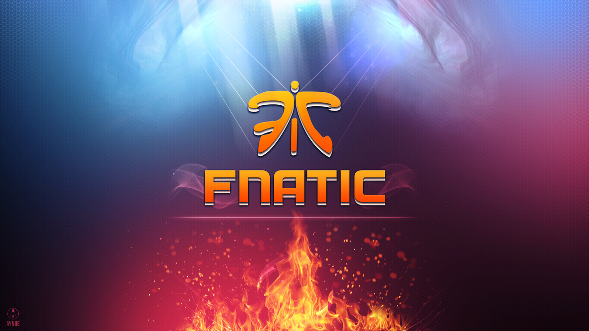 Fnatic 2.0 Wallpaper Logo - League of Legends by Aynoe on ...