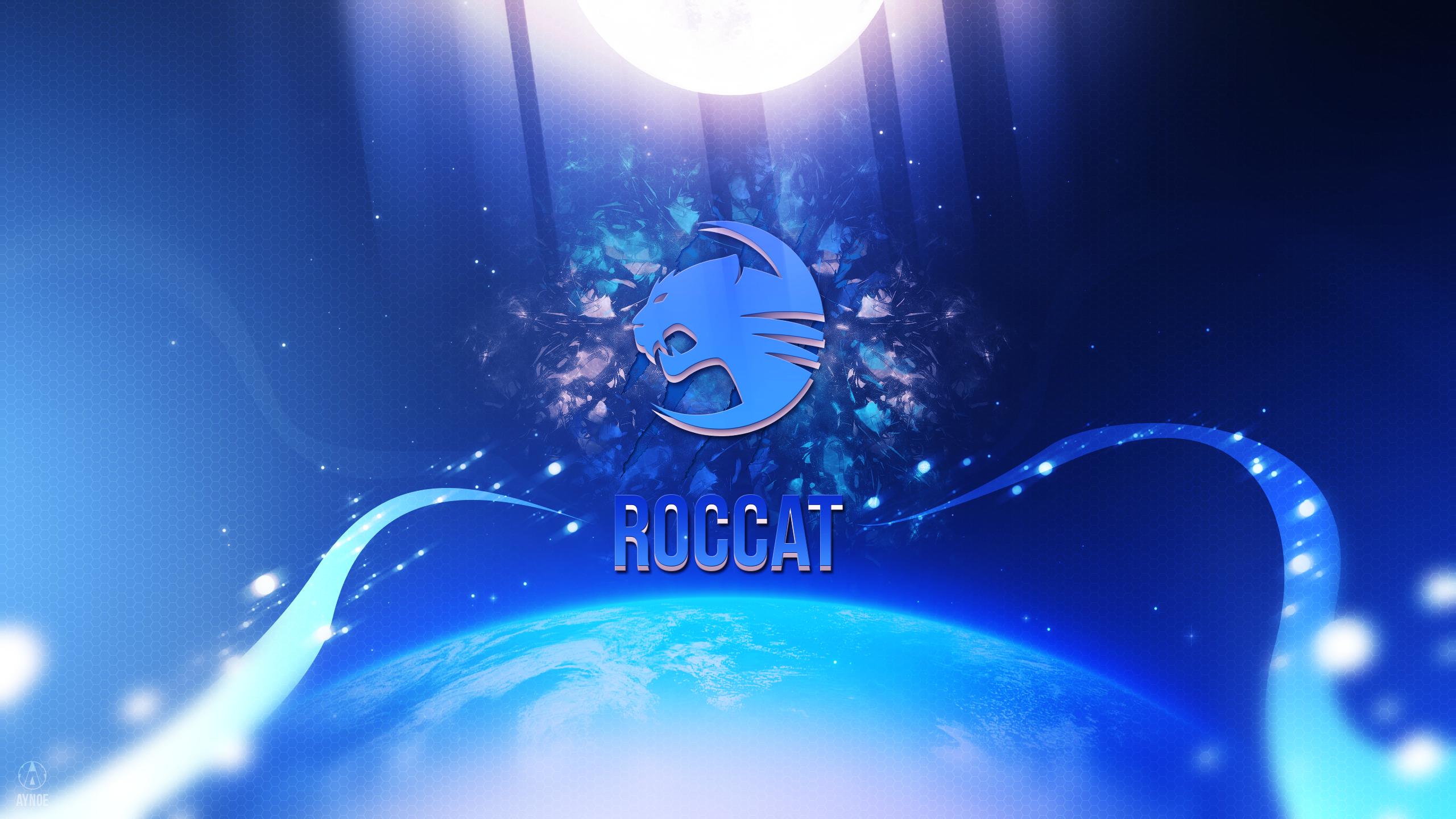 Roccat Wallpaper Logo League Of Legends By Aynoe On Deviantart