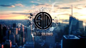Team Solomid 2 Wallpaper Logo - League of Legends