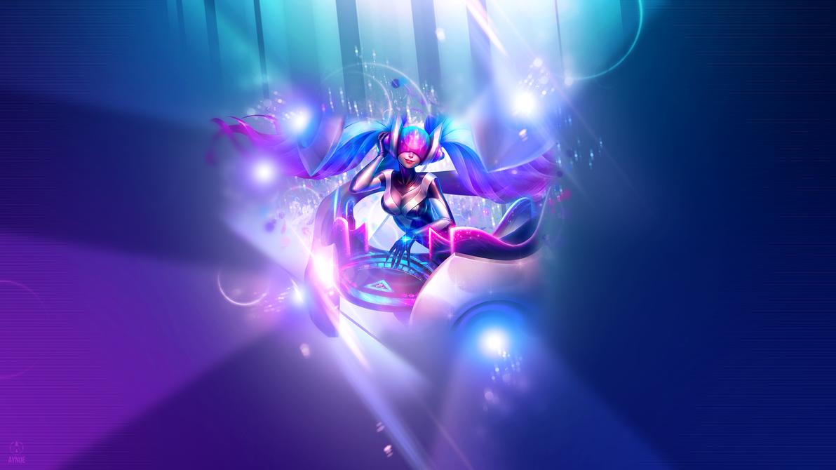 Dj Sona Ethereal League Of Legends