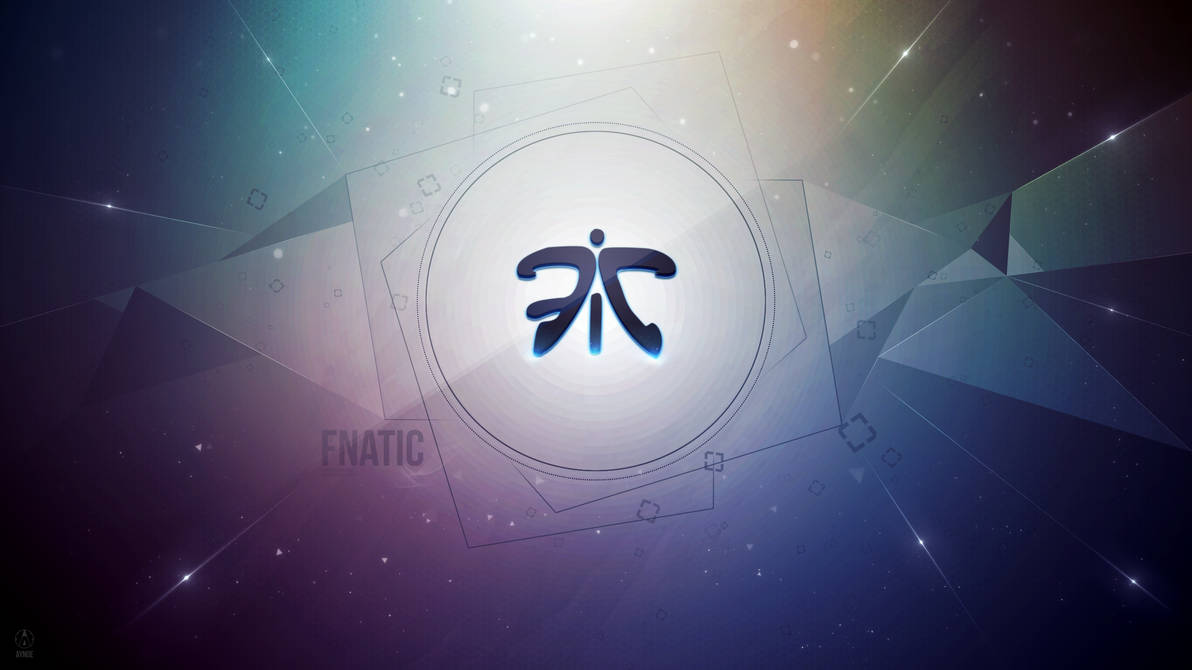 Fnatic 3.0 Wallpaper Logo - League of Legends