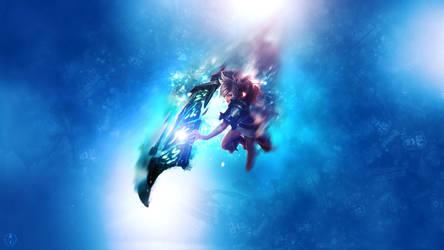 Riven Bonus ~ League of legends - Wallpaper