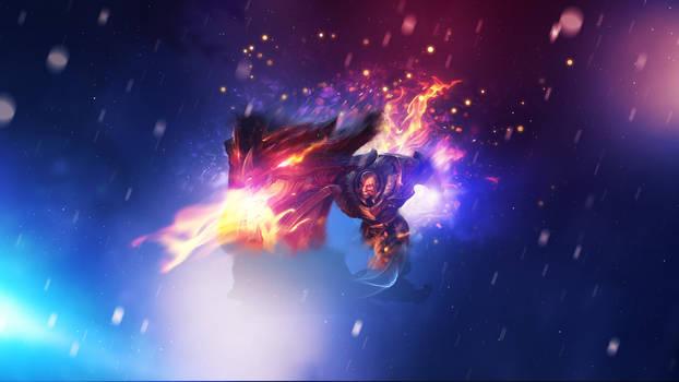 D. Slayer Braum ~ League of legends - Wallpaper