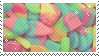 candy stamp by glitterance