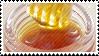 honey stamp by glitterance