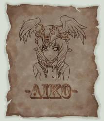Avi Art - Aiko by MotherFrost