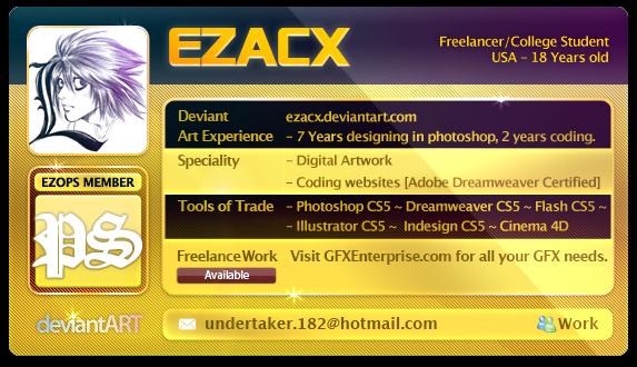 eZaCx's Profile Picture