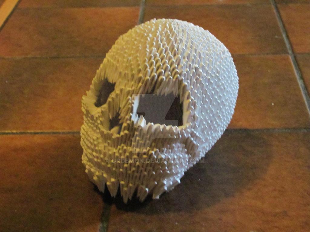Skull By GrDemon On DeviantArt