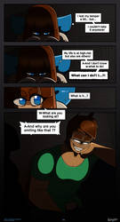 :[Minecraft] Skye's Journey- Chapter 2- page 18: by Grimmixx