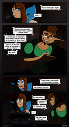 :[Minecraft] Skye's Journey- Chapter 2- page 19: by Grimmixx