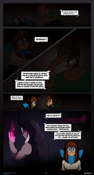 :[Minecraft] Skye's Journey- Chapter 2- page 23: by Grimmixx