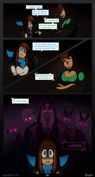 :[Minecraft] Skye's Journey- Chapter 2- page 24: by Grimmixx