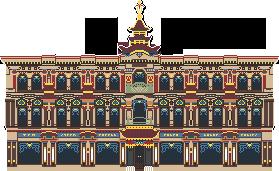tea house by liberataryan