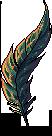 feather by liberataryan