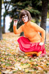 Velma Dinkley Scooby-Doo by Sharon501