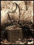 the grave of victoria