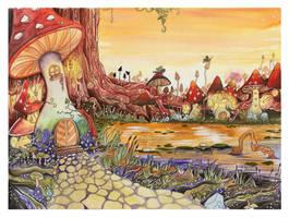 My Mushroom Kingdom