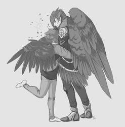 Danchou and Ezra