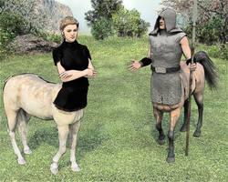 Centaurs C by Willbear
