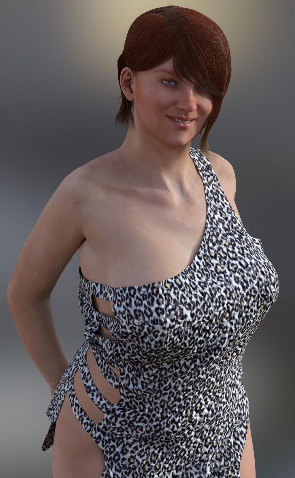 Redhead Betty