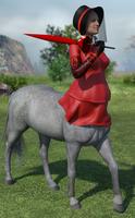 Centaur lady by Willbear