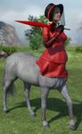Centaur lady