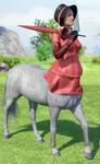 Centaur ladyd