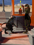 The Sere Amphora by Willbear