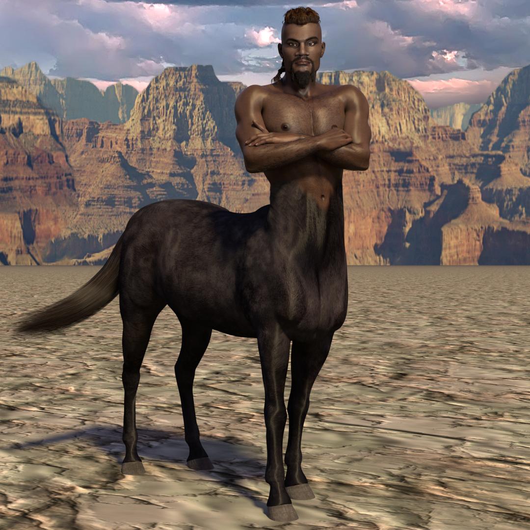 Black centaur