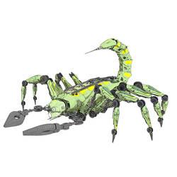 Scorpion Crosstoon