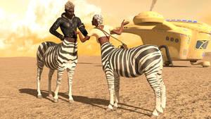Zebrataurs