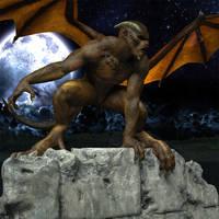Gargoyle by Willbear
