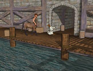 Toon Docks