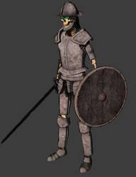 Skeletal Soldier