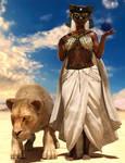 Savannah Druid