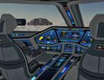 Cruising to Delfon interior